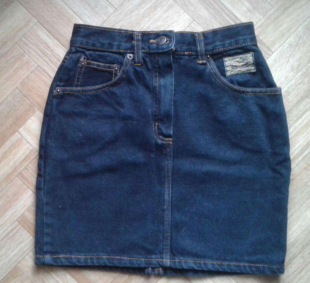 jupe en jeans enfant 5 Cramont (80)
