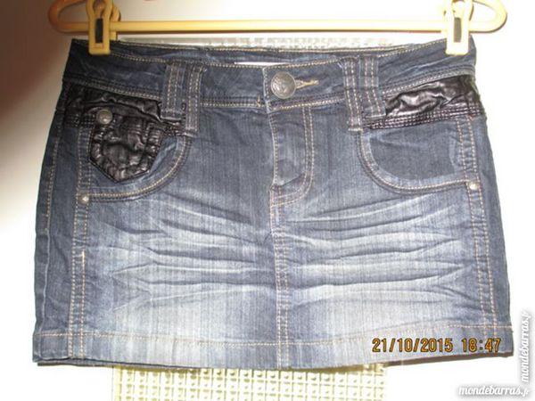 Jupe Jennyfer 34 jean bleu 8 Alfortville (94)