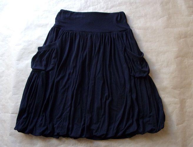 Jupe noire en taille 14 ans 2 Montaigu-la-Brisette (50)