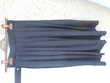 Jupe plissée noire vintage 38 Nieuil-l'Espoir (86)