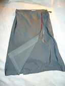 Jupe porte-feuille gris perle, neuve - T.36 19 Châtenay-Malabry (92)