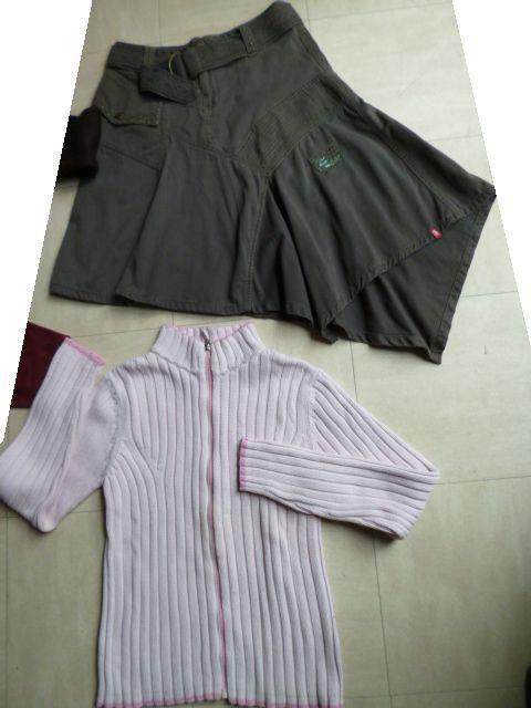 jupe, pull, chemisier, t.shirt - 36.38 - zoe 4 Martigues (13)