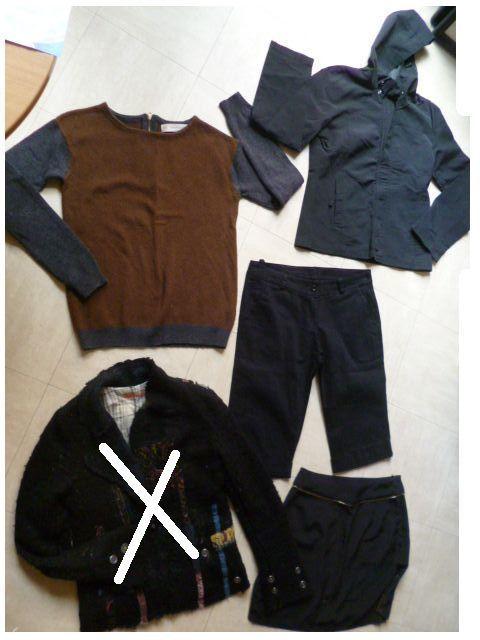 36 - jupe, pull,  veste... zoe 3 Martigues (13)