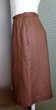 Jupe lin SAINT LAURENT RIVE GAUCHE taille 40 Vêtements