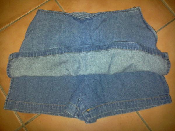 Achetez jupe short %coton occasion, annonce vente à Caudebec-en-Caux ... c735deacc6f7