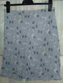 Jupe en voile gris-bleu de Marks & Spencer, neuve 23 Châtenay-Malabry (92)