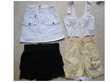 10 ans - 2 jupes, 1 short, 1 bustier, 1 sweat - zoe Vêtements enfants