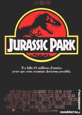 K7 vhs: Jurassic Park (395) DVD et blu-ray