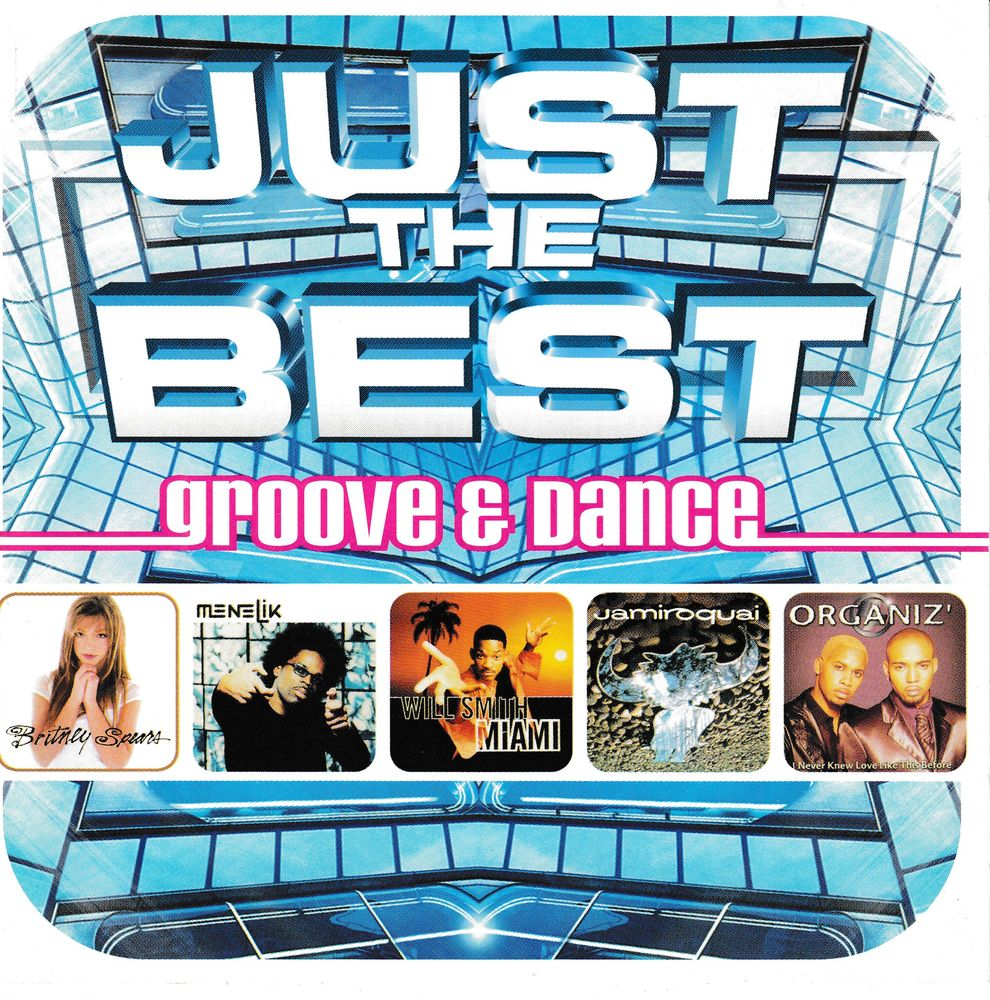 CD    Just The Best     Groove & Dance 7 Bagnolet (93)