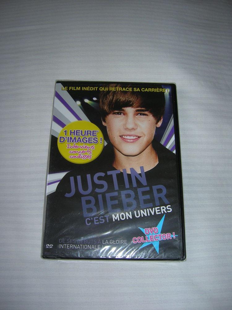 Justin Bieber DVD Collector NEUF  2 Châteauroux (36)