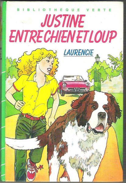 Justine entre chien et loup (Laurentie) 1 Balma (31)