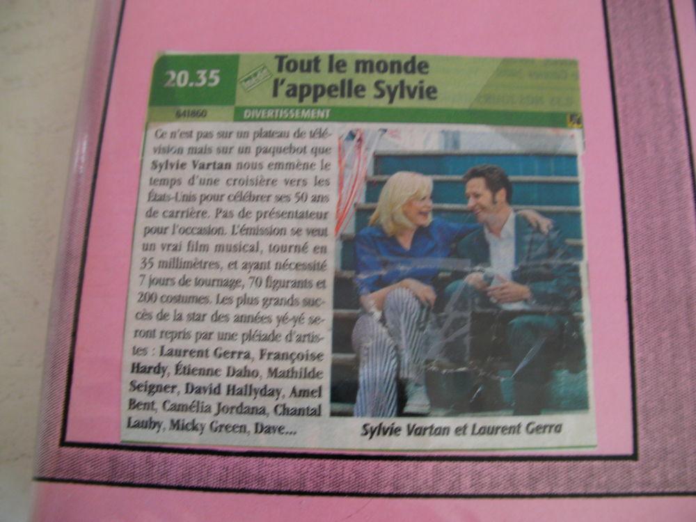 K7VHS ou DVD TOUT LE MONDE L'APPELLE SYLVIE 3 Saint-Etienne (42)