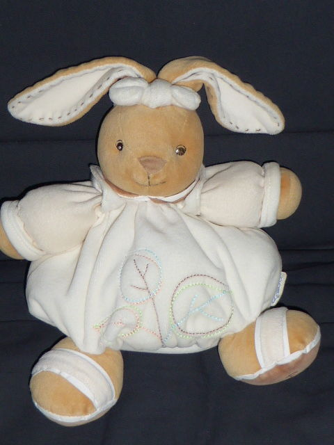 Kaloo doudou lapin fille Pure feuille 10 Rueil-Malmaison (92)