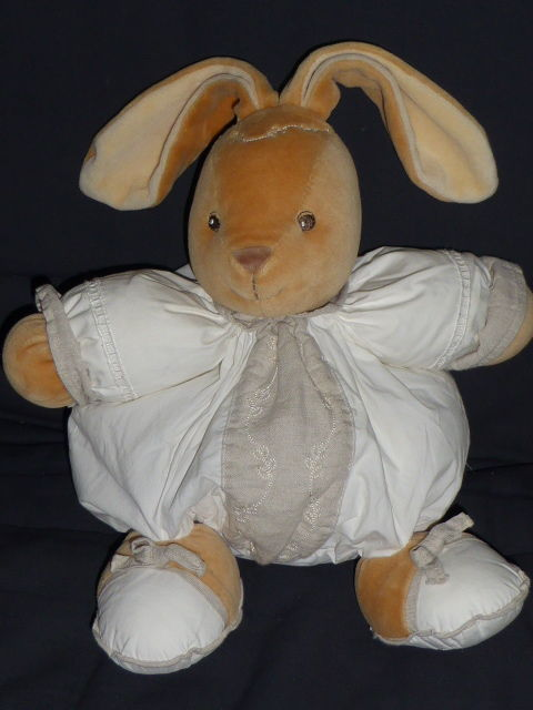 KALOO doudou lapin patapouf lin grand modèle 10 Rueil-Malmaison (92)