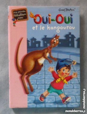 OUI-OUI ET LE KANGOUROU BIBLIO ROSE SOUPLE 403 Livres et BD