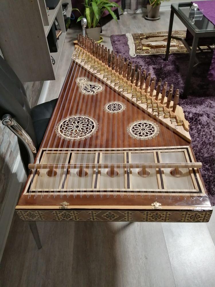 Kanoun syrien Instruments de musique