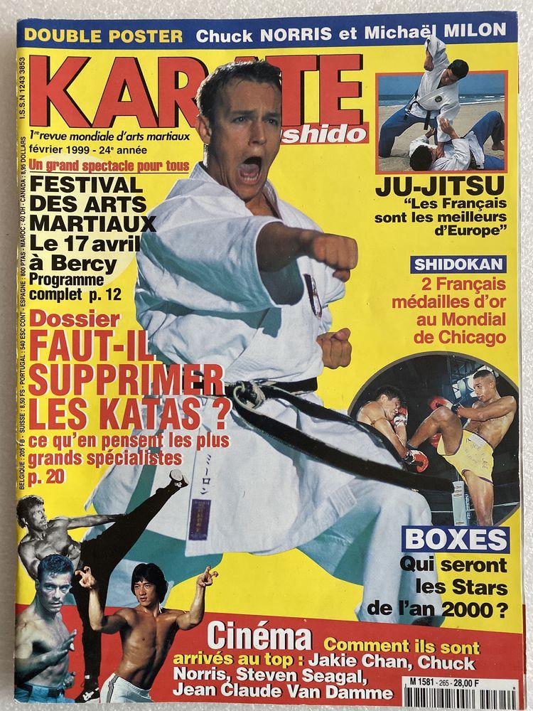 KARATE BUSHIDO n°265 FEVRIER 1999 5 Joué-lès-Tours (37)