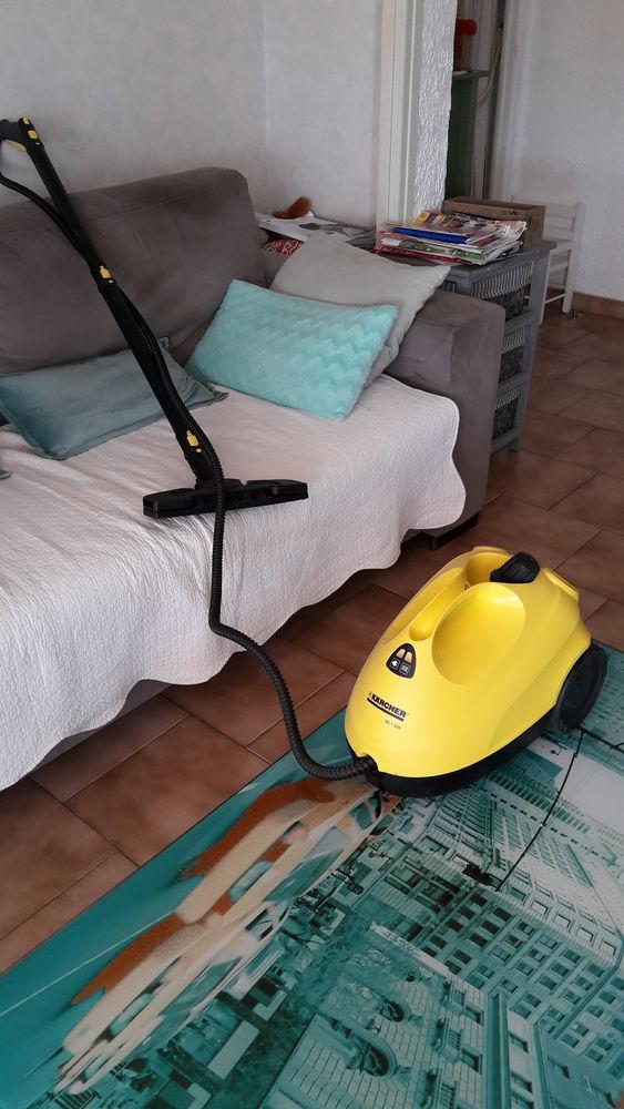 un karcher ménager jaune Electroménager