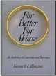Kenneth LILLINGTON : For better for worse, an anthology of courtship and Marriage Livres et BD