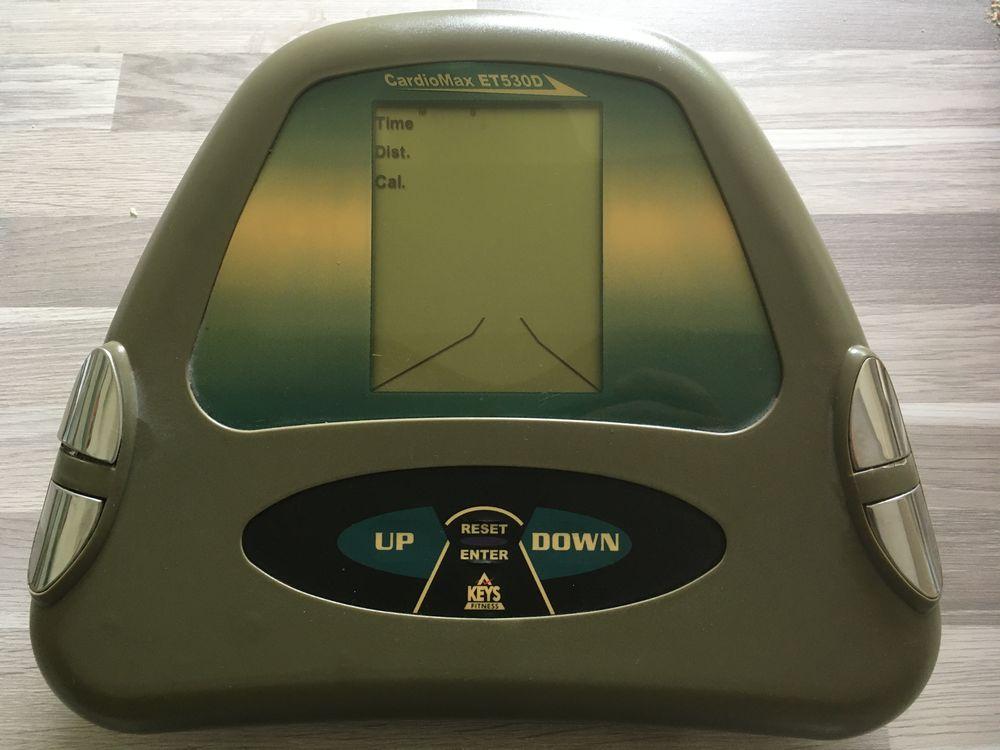 Keys Fitness écran CardioMax ET530D pour vélo elliptique Sports