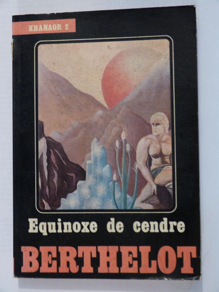 KHANAOR 2 EQUINOXE DE CENDRE  ---  SCIENCE FICTION 5 Brest (29)