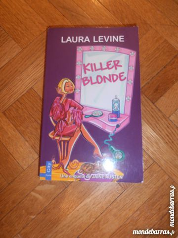 Killer blonde - Une enquête de Jaine Austen (6) 4 Tours (37)