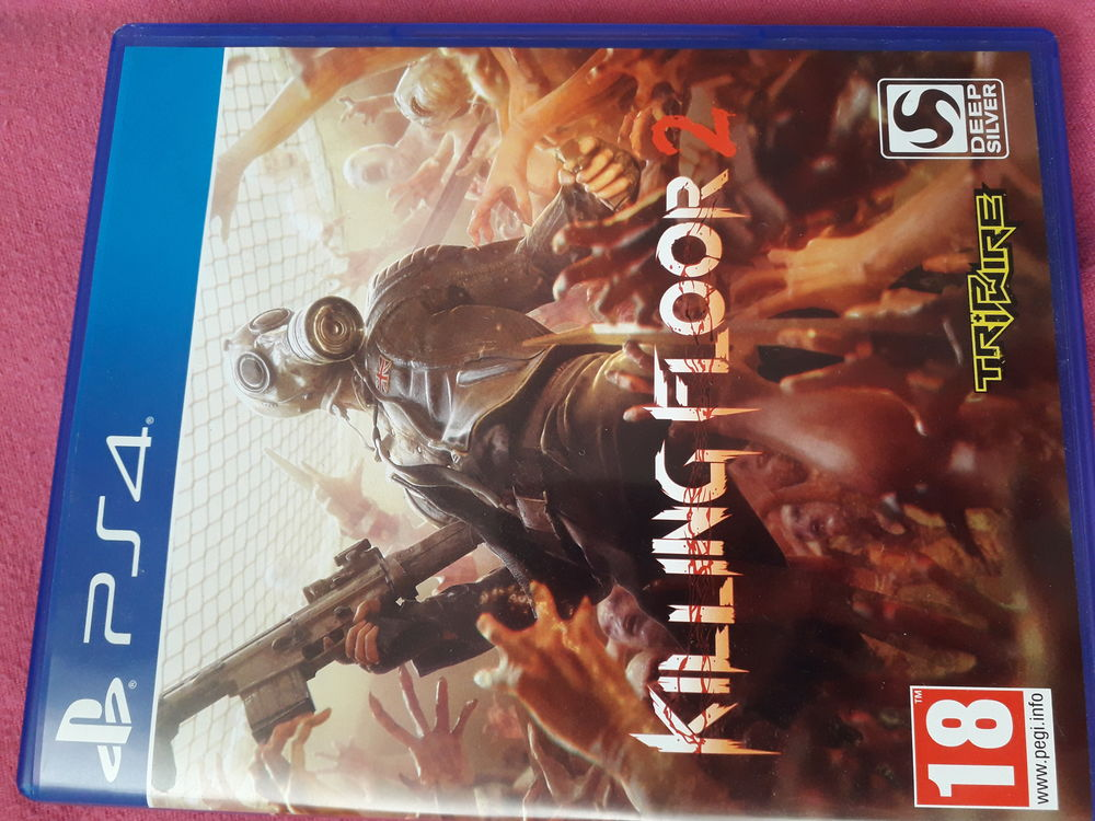 Jeu ps4 King of floor 20 Lille (59)