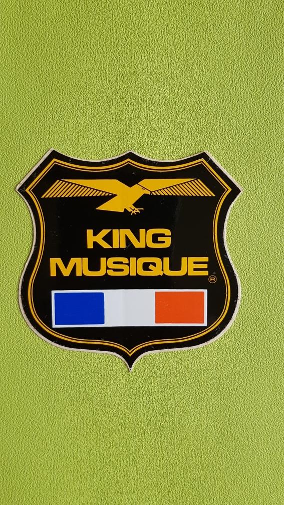 KING MUSIQUE 0 Bordeaux (33)
