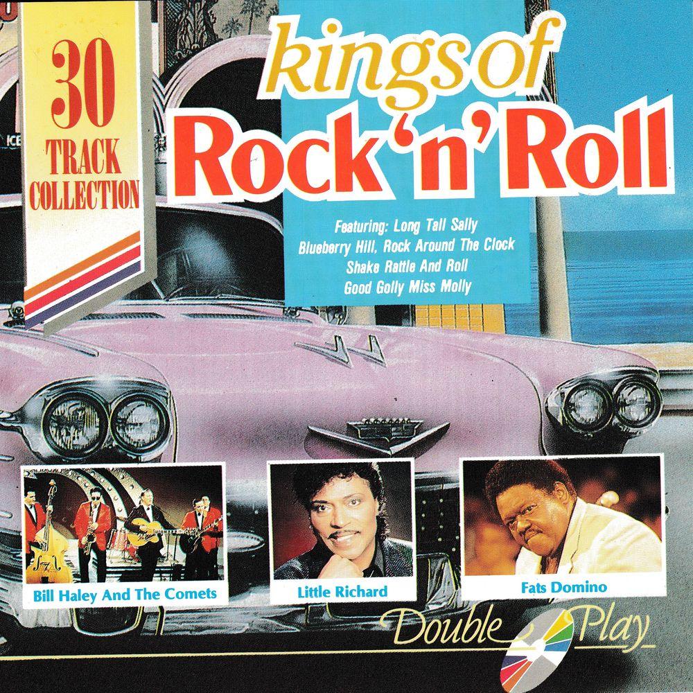 CD     Kings Of Rock 'N' Roll    30 Titres 5 Bagnolet (93)