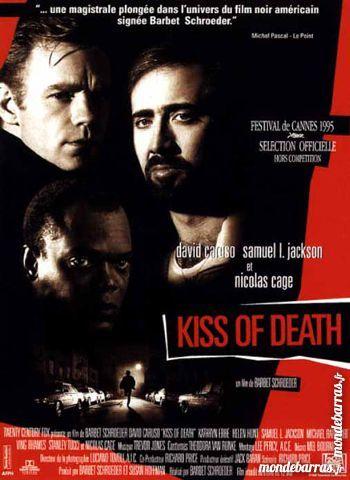 Dvd: Kiss of Death (432) 6 Saint-Quentin (02)