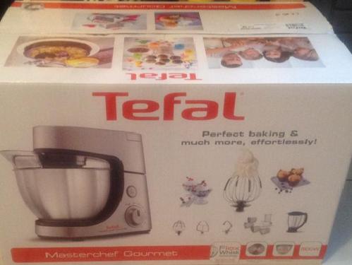 Kitchen Machine Masterchef Gourmet TEFAL - 150 Villefontaine (38)
