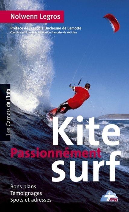 Kite surf passionnément 5 Rennes (35)