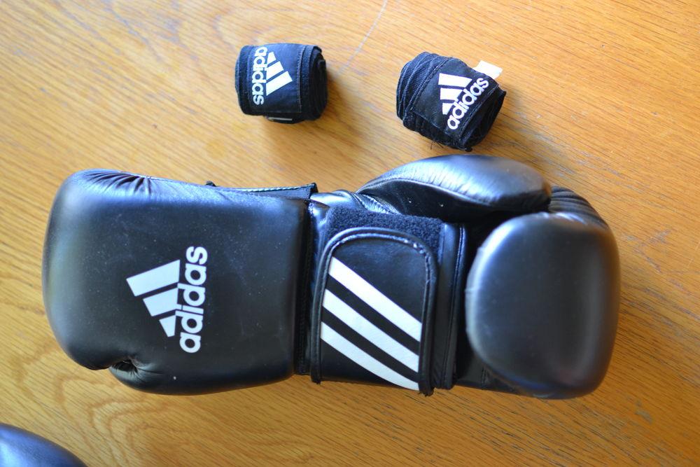 2 Kits gants boxe neufs 40 Villeurbanne (69)