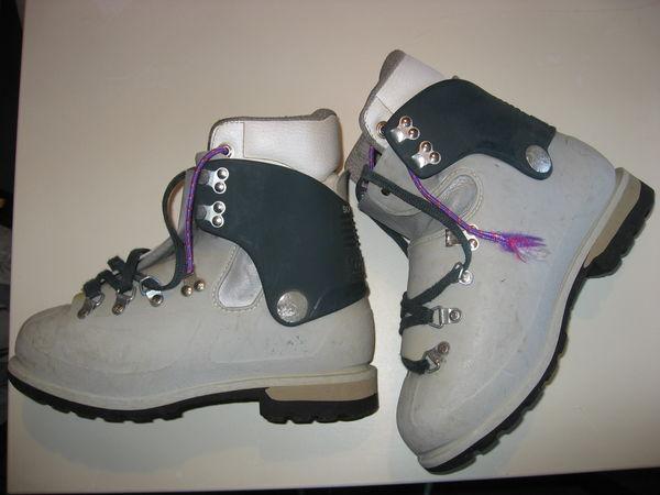 Koflach chaussures rigides d'alpinisme, cascade 15 Annemasse (74)