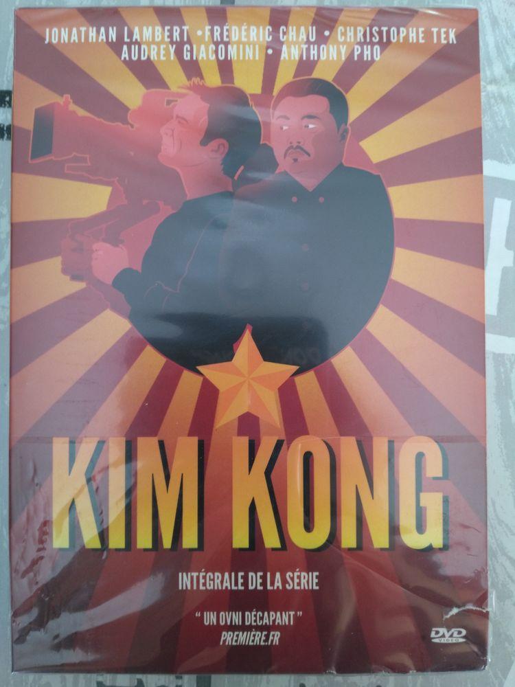 Kim Kong - Intégrale de la série - NEUF      > Un coin abîmé 5 Breuillet (91)