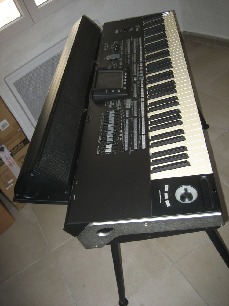 Korg PA3X 76+ système PAAS+ support SV1 0 Grasse (06)