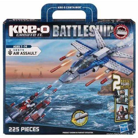 Kreo battleship air assault Jeux / jouets