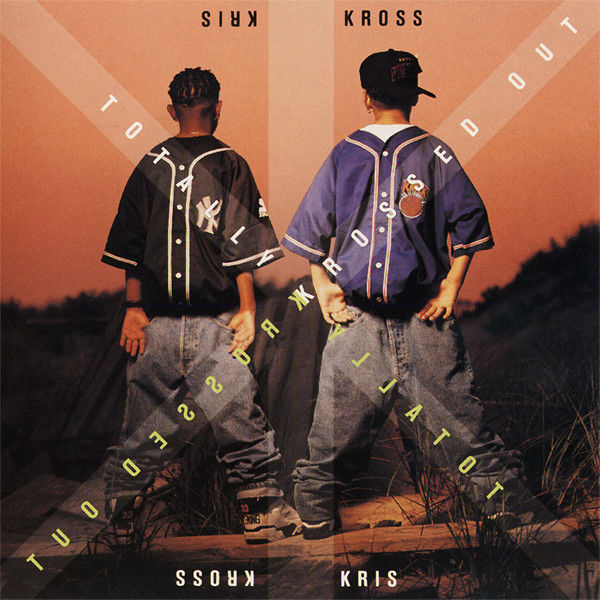 Kris Kross ?? Totally Krossed Out 3 Martigues (13)