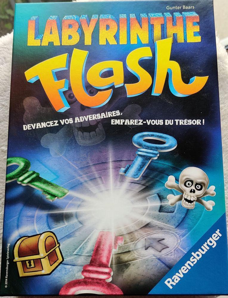 Jeu Labyrinthe Flash Ravensburger  5 Saint-Germain-lès-Arpajon (91)