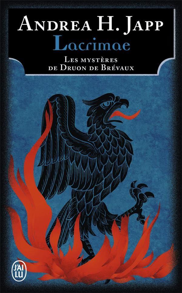 Lacrimae - les mystères de Druon de Brévaux t.2 4 Rennes (35)
