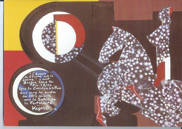 Ladislas Kijno, dessin et correspondance 310 Lourdes (65)
