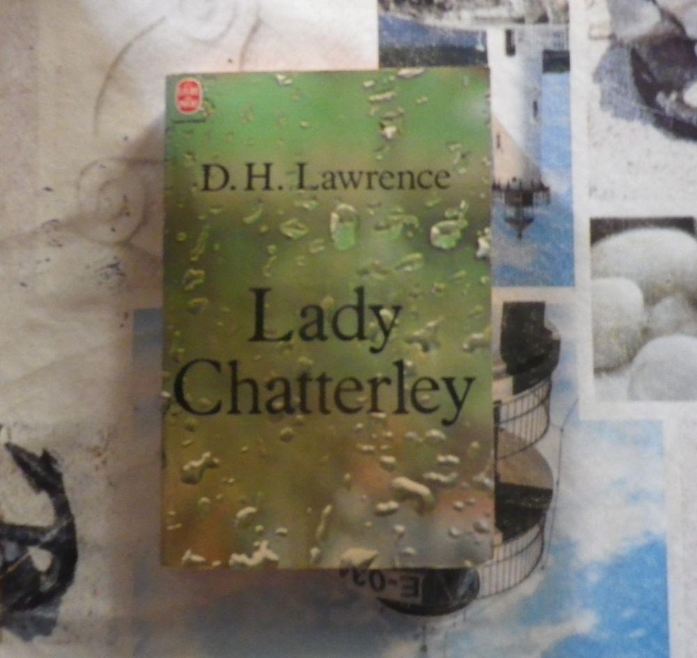 LADY CHATTERLEY de D.H. LAWRENCE Ed. Livre de Poche 2 Bubry (56)