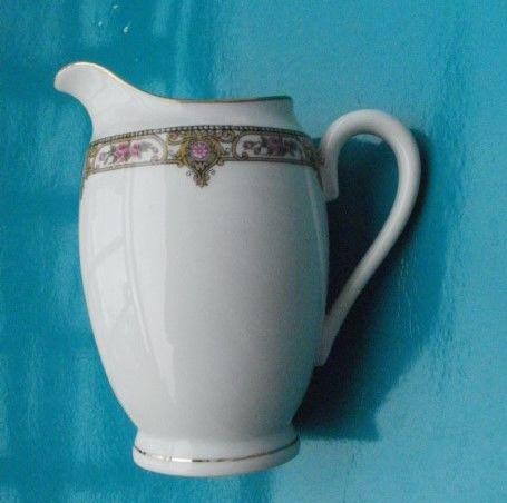 Pot à lait ou à crème porcelaine L S Limoges 8 Montauban (82)