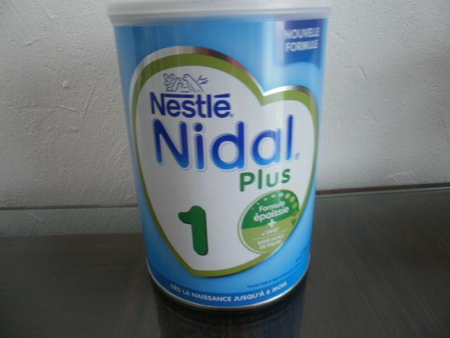 LAIT INFANTILE NESTLE NIDAL  1ER AGE 10 Espaly-Saint-Marcel (43)