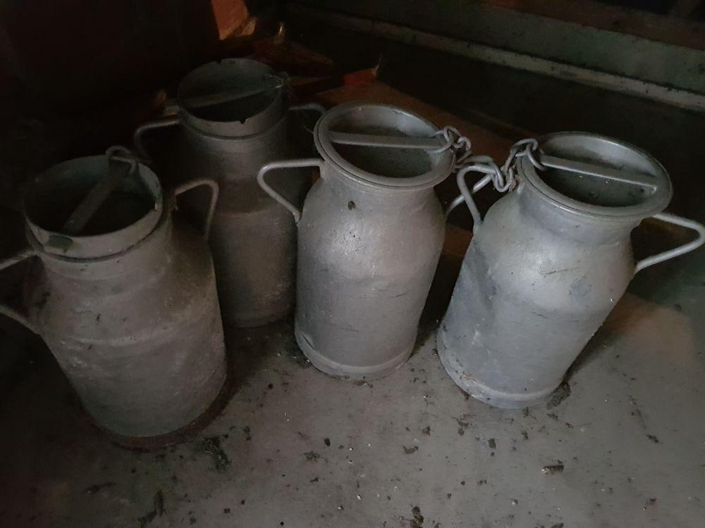 pot à lait 40 Torcy-le-Petit (76)