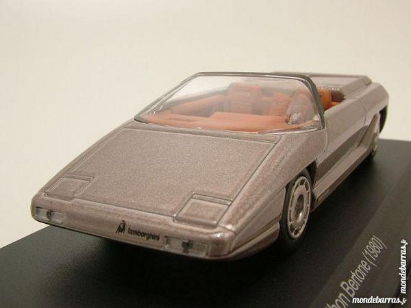 Lamborghini Athon Bertone 1980 1/43 WB Neuf boite Jeux / jouets