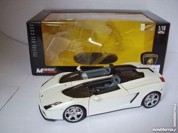 Lamborghini Concept S 1/18 Mondo Neuf Boite 35 Guînes (62)