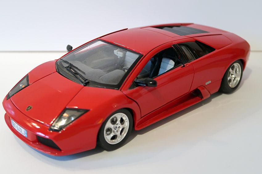 Lamborghini Murcielago 2001 BUGARO 1/18 10 Bondoufle (91)