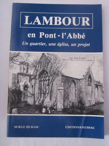 LAMBOUR EN PONT L ABBE 5 Brest (29)