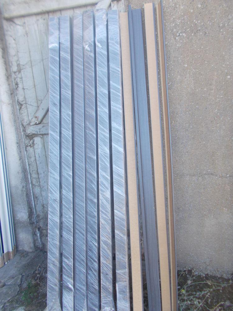 35 lame angle gris neuve 2.20x7cm faire prix  25 Saran (45)